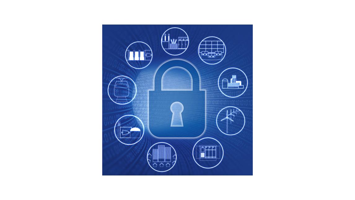 Logo IT-Sicherheit in Energienetzen
