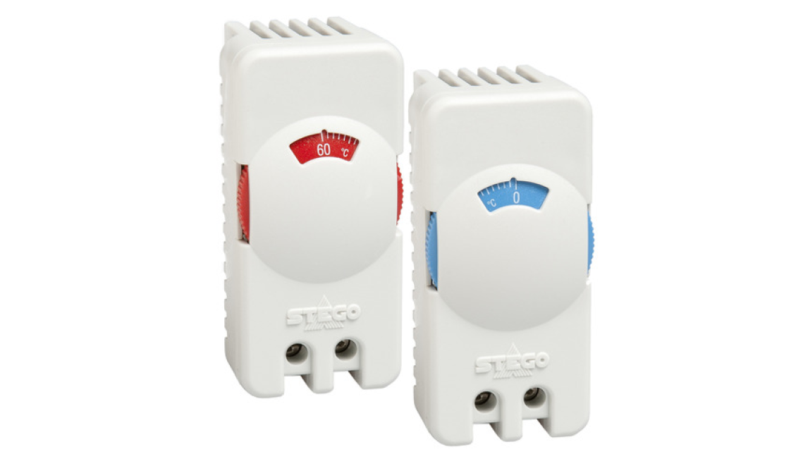 Logo Thermostat STO 011 / STS 011