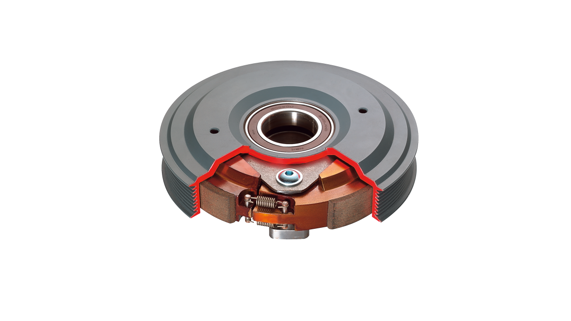 Logo SUCO Centrifugal clutches and brakes