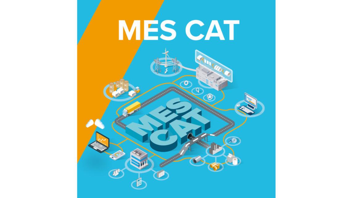 Logo MES CAT - in SAP integriertes MES