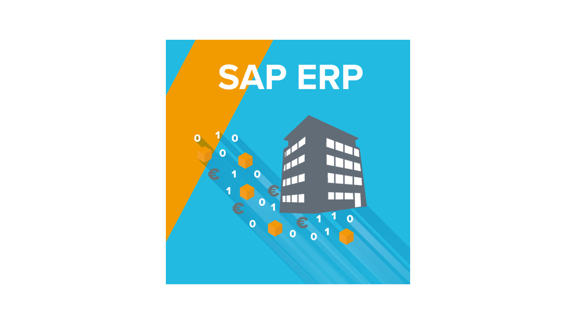 Logo SAP ERP - Enterprise Resource Planning