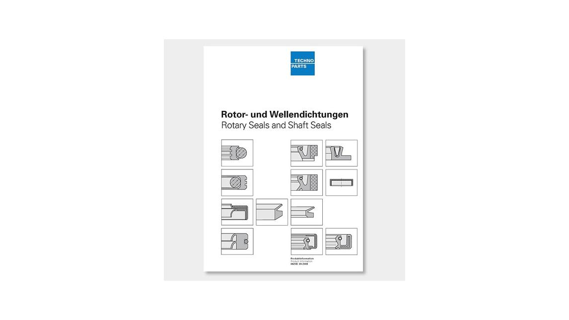 Logo Rotor- und Wellendichtungen