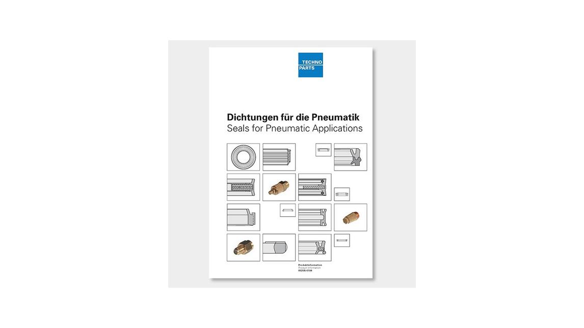 Logo Dichtungen und Zubehör für die Pneumatik