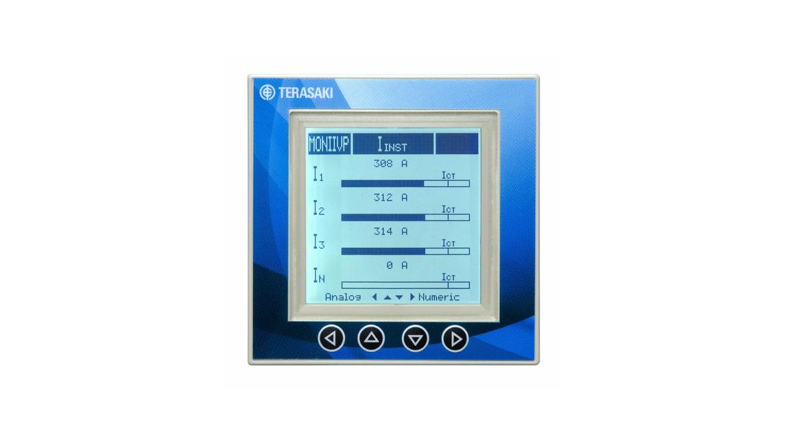 Logo Panel Mounted Circuit Breaker Monitor
