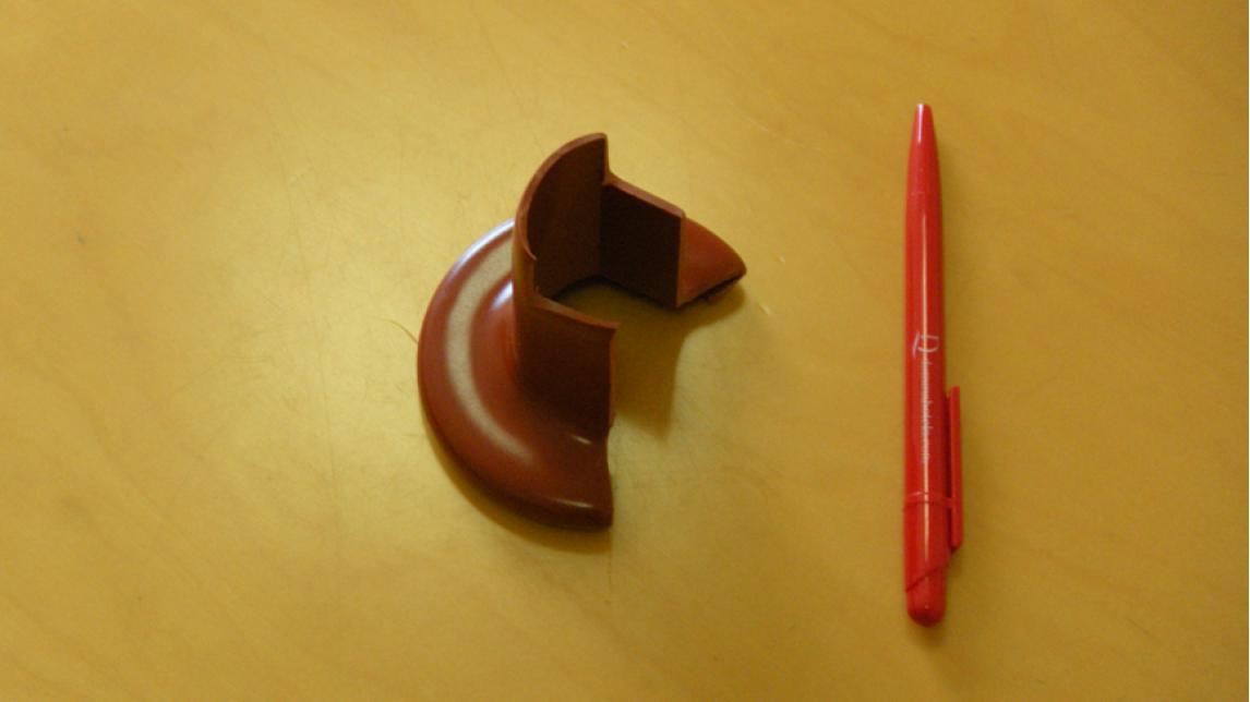 Logo PVC based resin