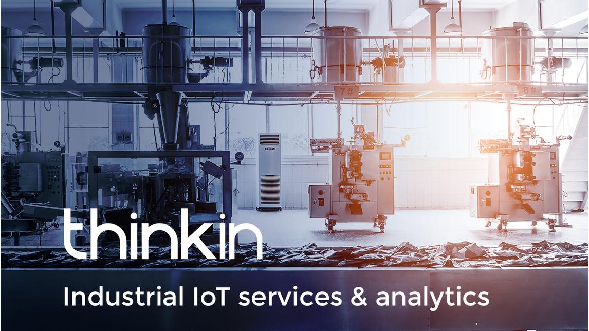 Logo ThinkIN for Industry 4.0