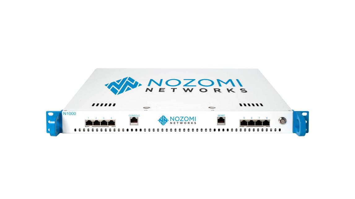 Logo Nozomi SCADAGuardian - Industrial IDS