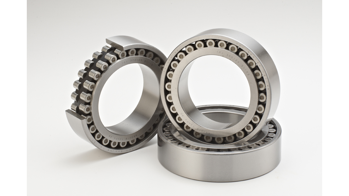 Logo Double-Row Cylindrical  Roller Bearing