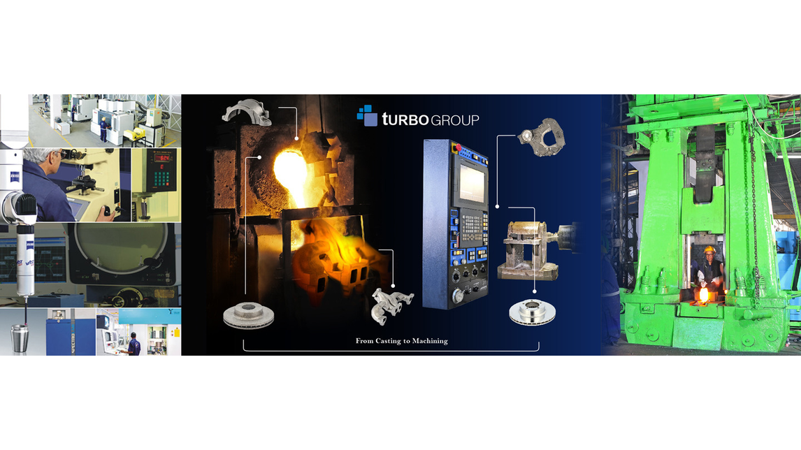 Turbo Industries (Ludhiana) - Exhibitor - HANNOVER MESSE 2019
