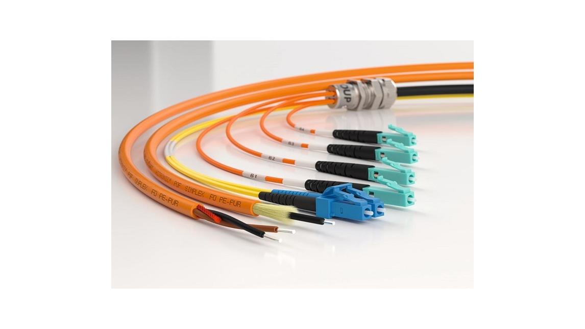 Logo HITRONIC® Optical transmission systems