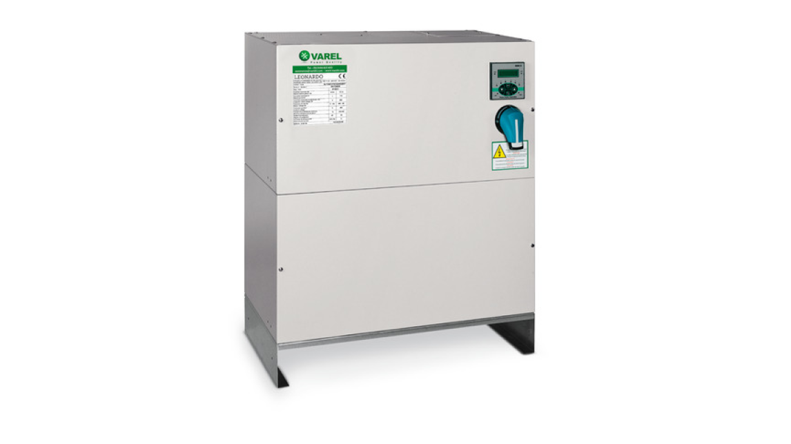 Power factor correction for small power - Product - HANNOVER MESSE 2019