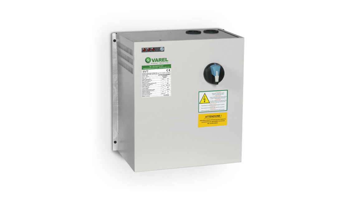Fixed power factor correction system - Product - HANNOVER MESSE 2019