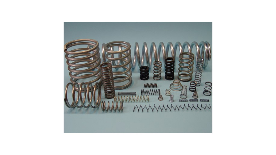 Logo compression springs / extension springs / torsion springs