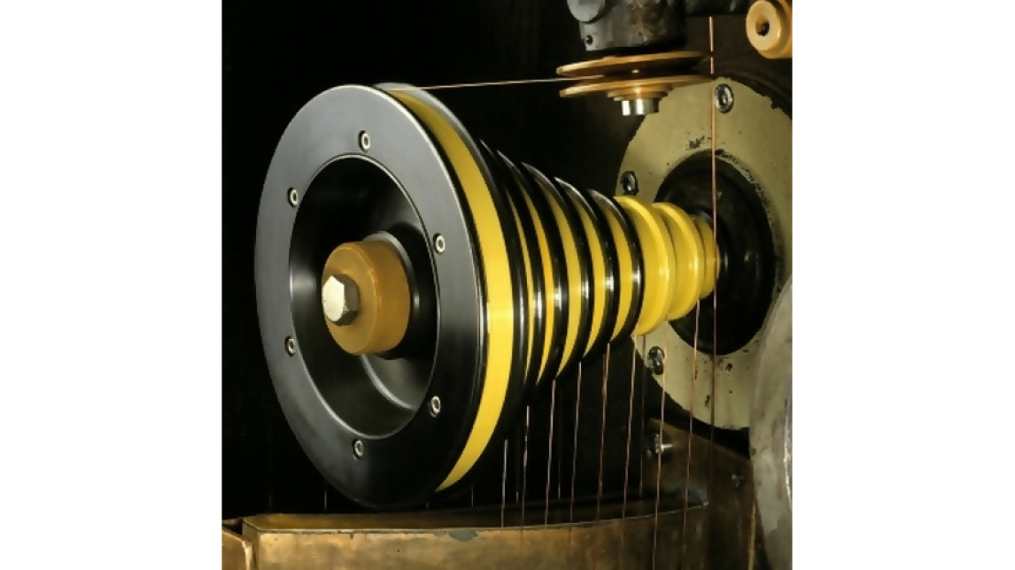 Logo Keramikbauteil für den Maschinenbau