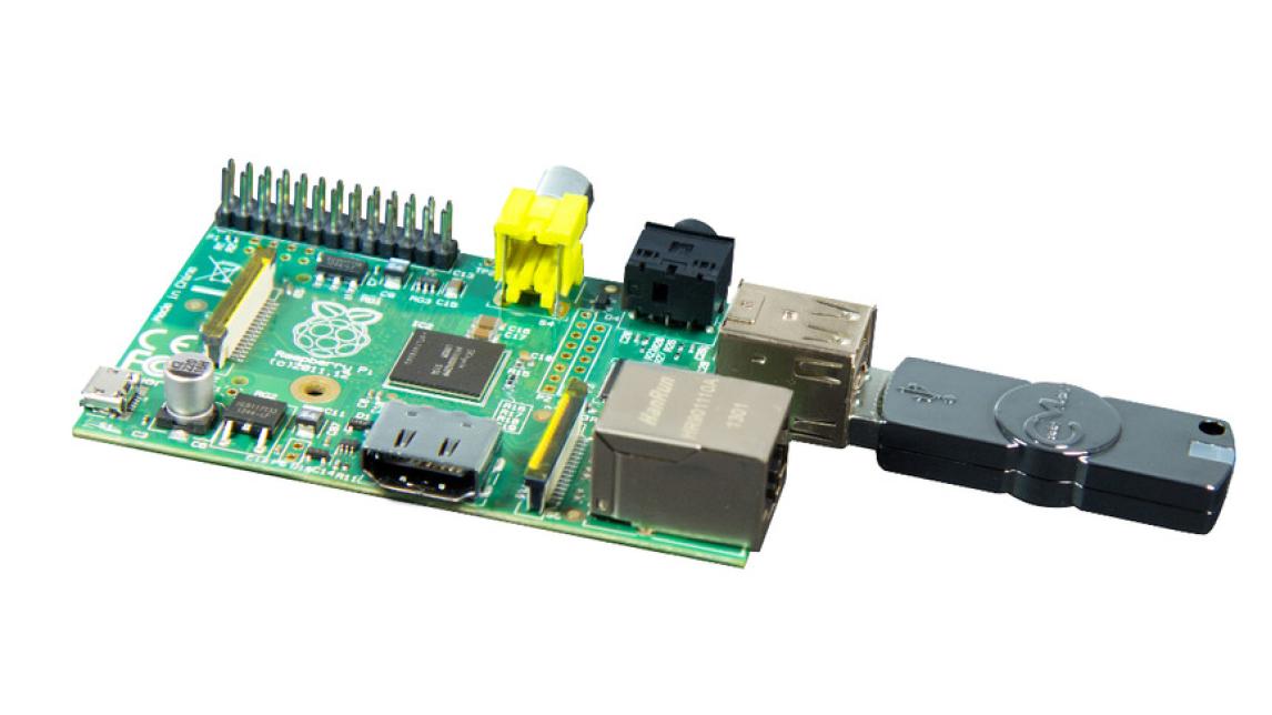 Logo Starter-Kit für Raspberry Pi