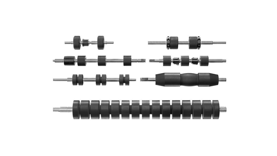 Logo Pressure Rollers