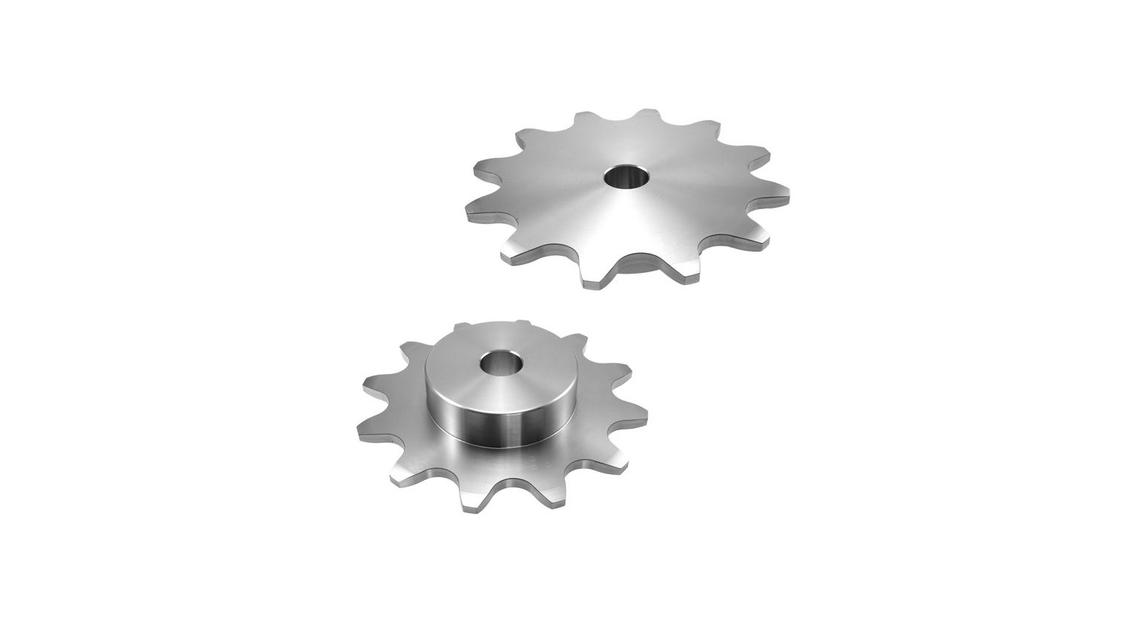 Logo Kettenräder und Kettenradscheiben