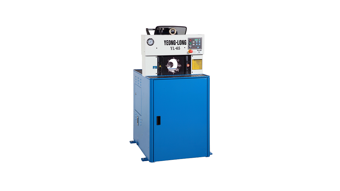 Logo Serial Production Crimping Machine
