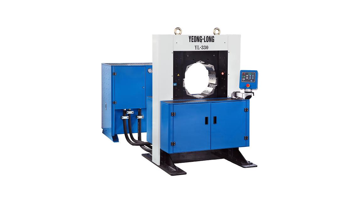 Logo Industrial Crimping Machine