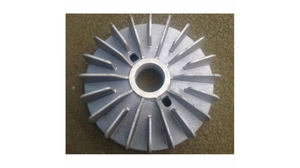 Logo Aluminiumgussteile