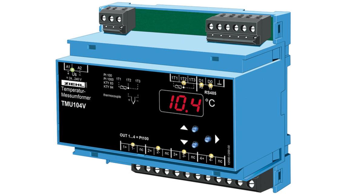 Logo Measuring Point Multiplicator TMU104V