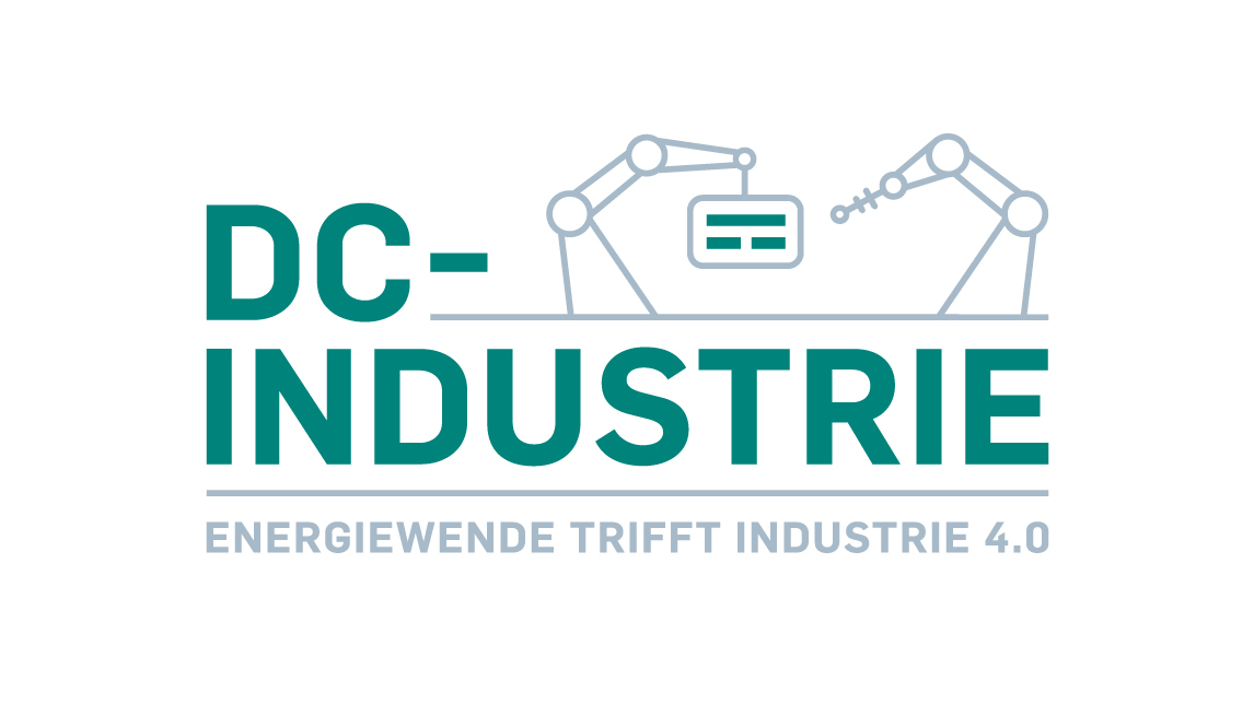 Logo DC-Industrie Halle 12, C57