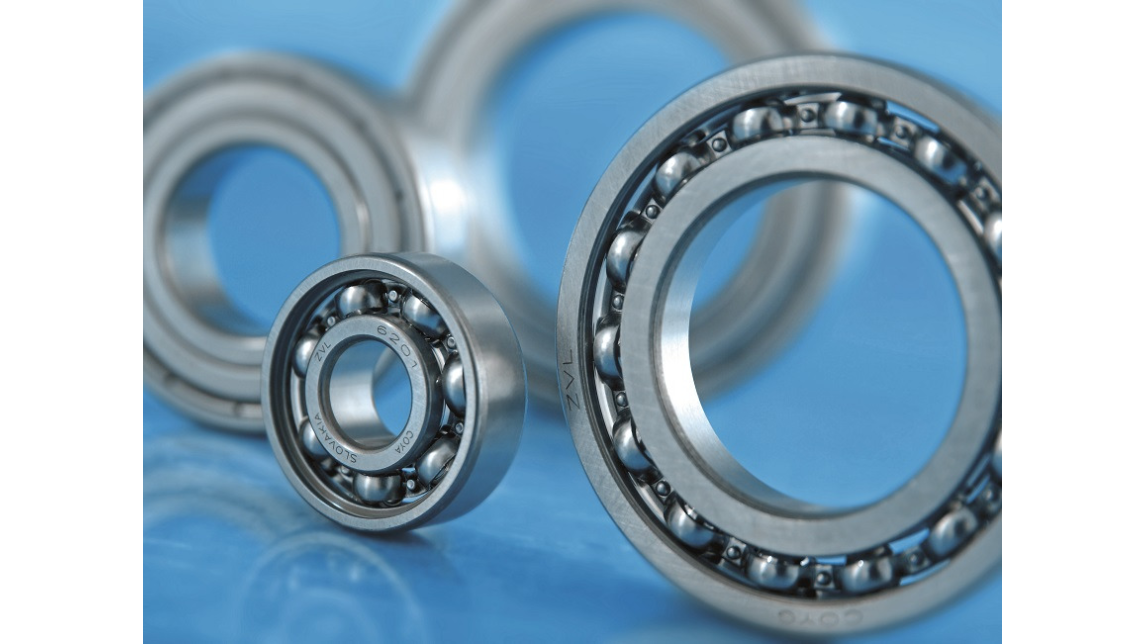 Logo Thrust Ball Bearings