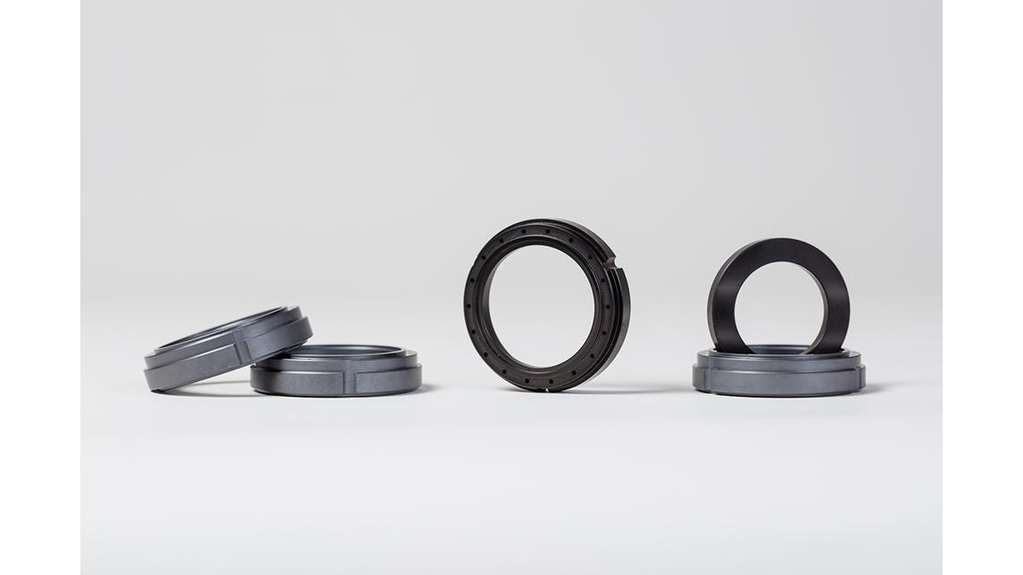 Logo Ceramic Mechanical Seals