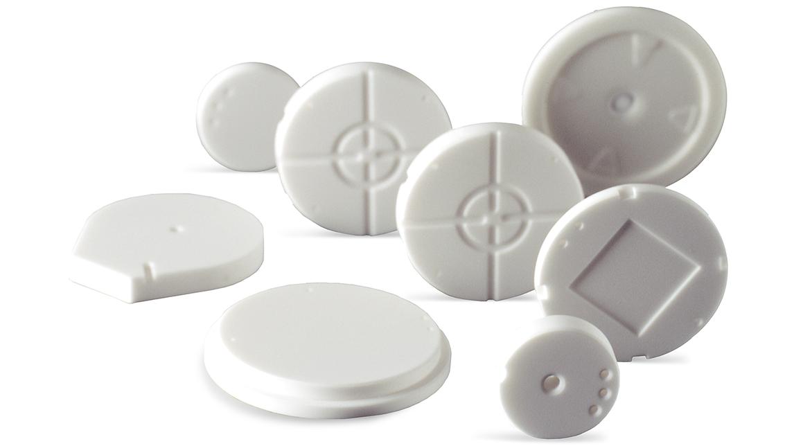Logo Ceramic Sensor Components