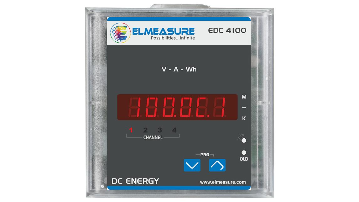 Logo DC Energy Meter
