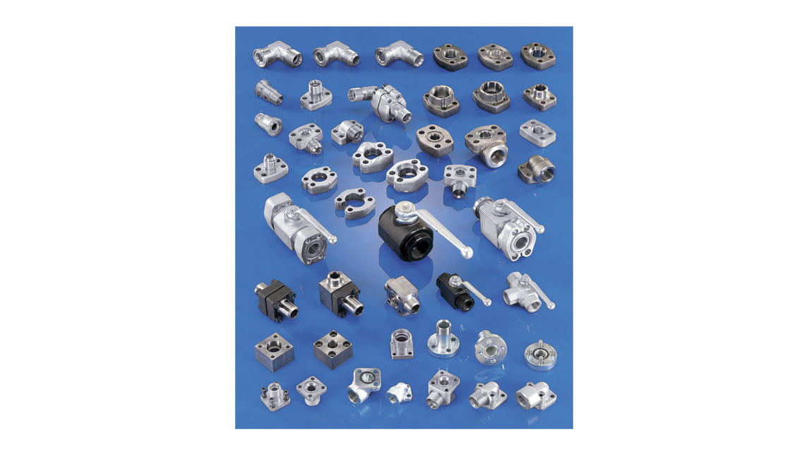 Logo FLANGES;VALVES;BELL HOUSING;DRIVE COUPLINGS.