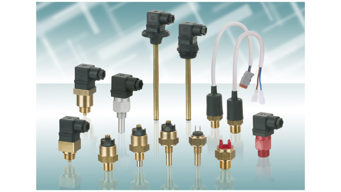 Logo Temperature Switches