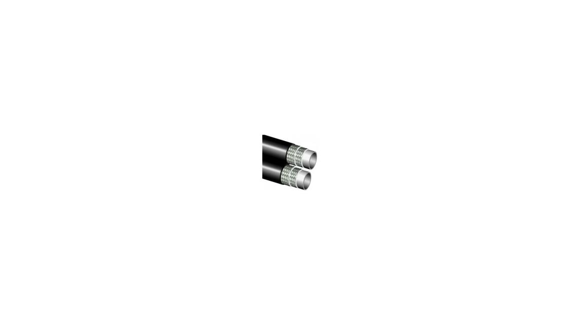 Logo Series F2200 Twin hose SAE 100 R7