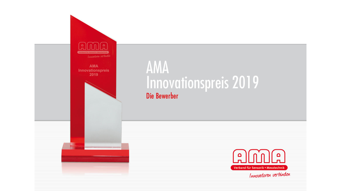Logo AMA Innovationspreis