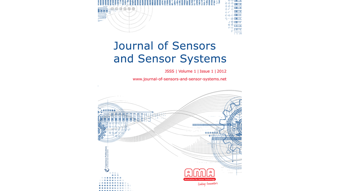 Logo Journal of Sensors and Sensor Systems