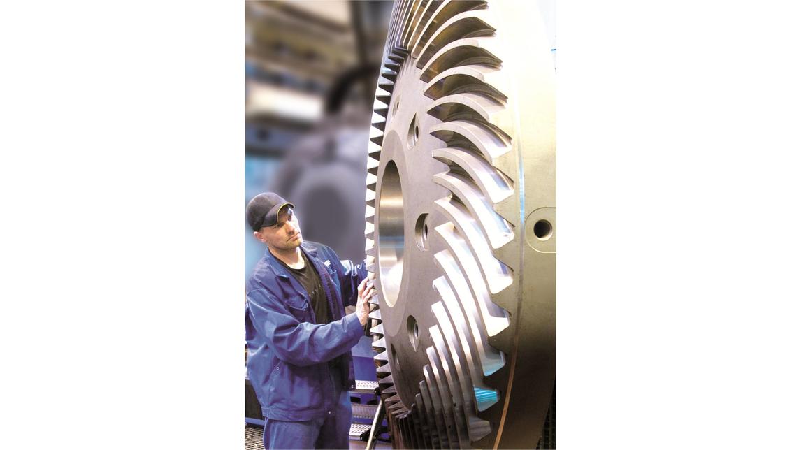 Logo Spiral bevel gears
