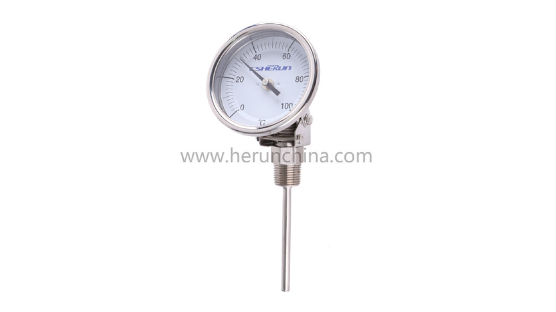 Bimetal thermometer - Product - HANNOVER MESSE 2019