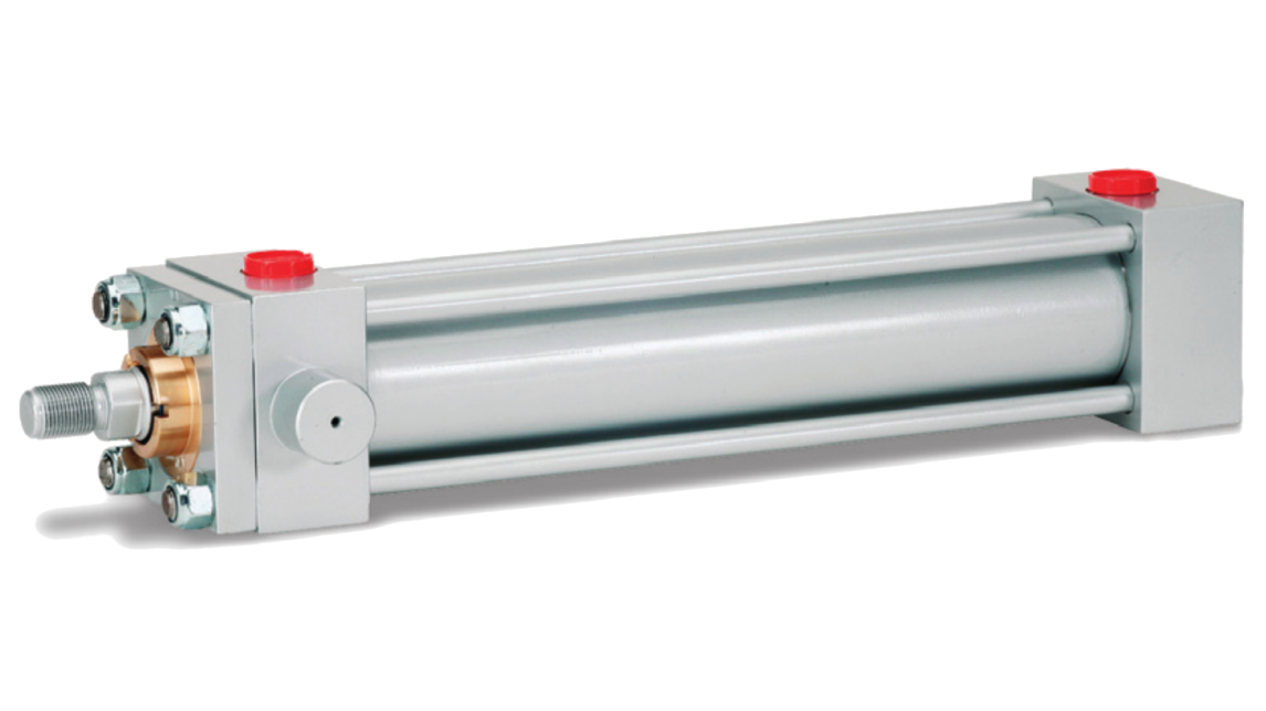 Logo TIE RODS ISO6020/2 HYDRAULIC CYLINDERS