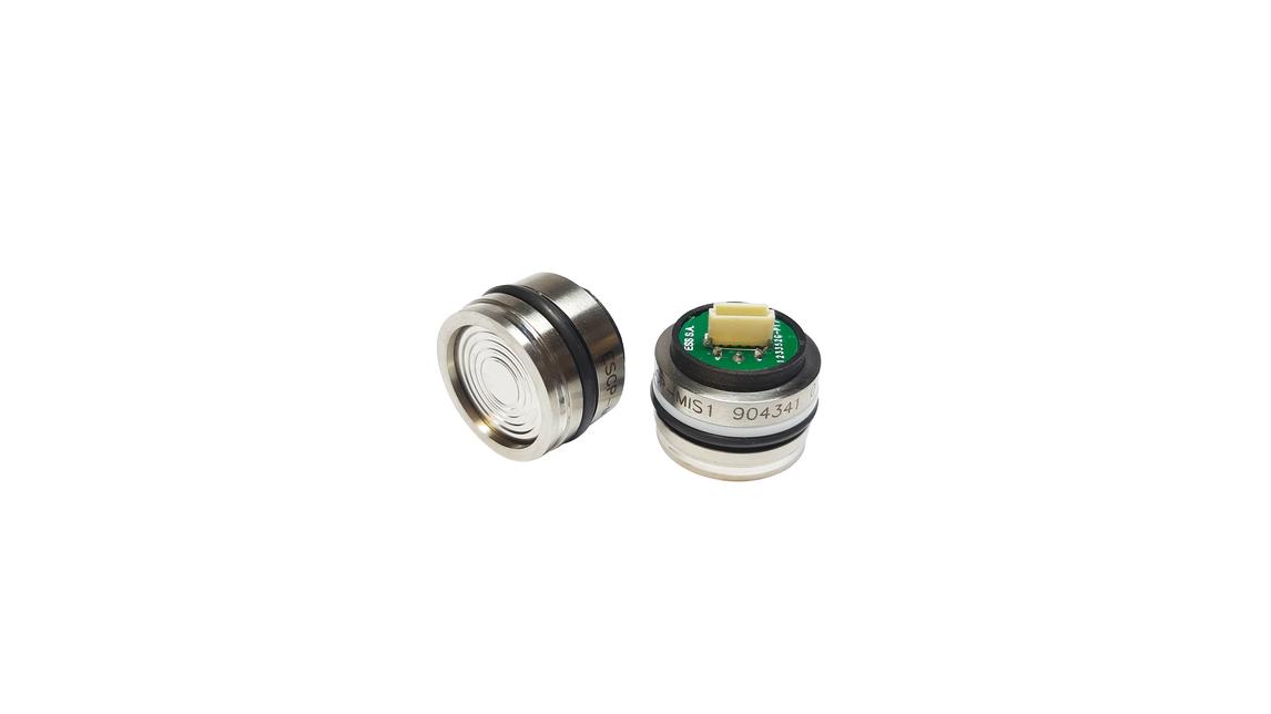 Logo MEMS Capacitive Pressure Sensors