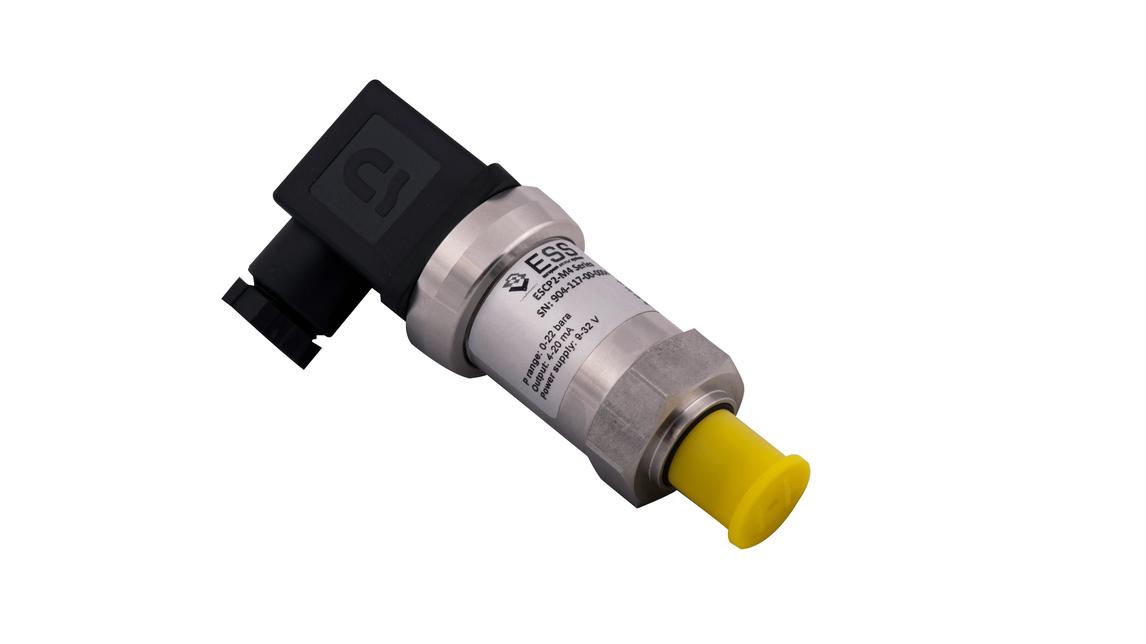 Logo MEMS Capacitive Pressure Transmitters
