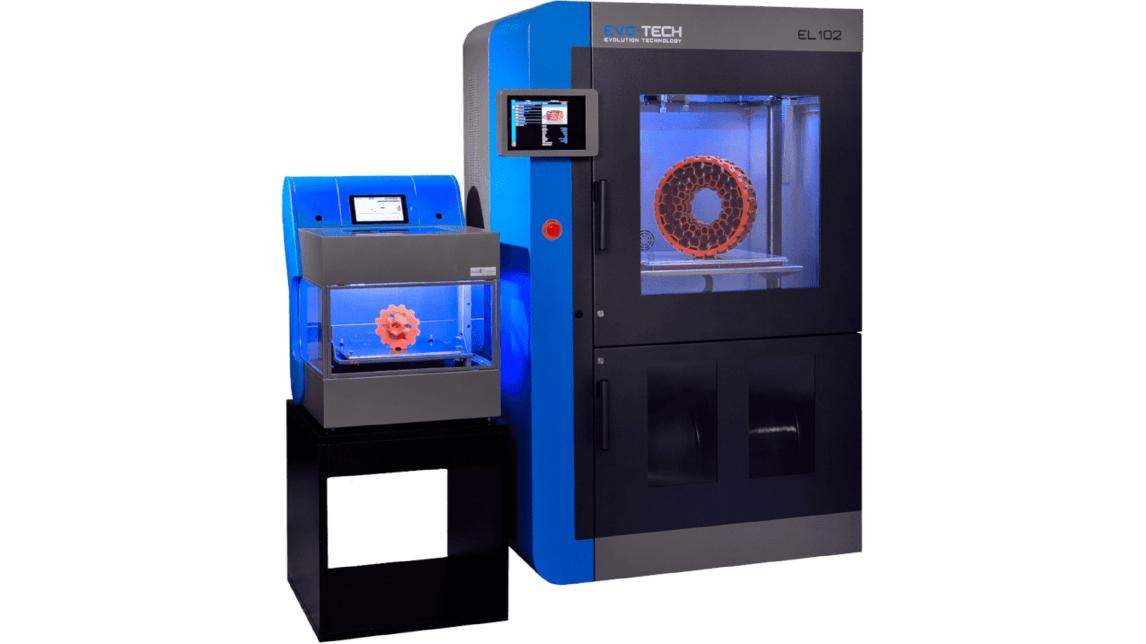 Logo Profesionelle 3D-Drucker EVO-lizer