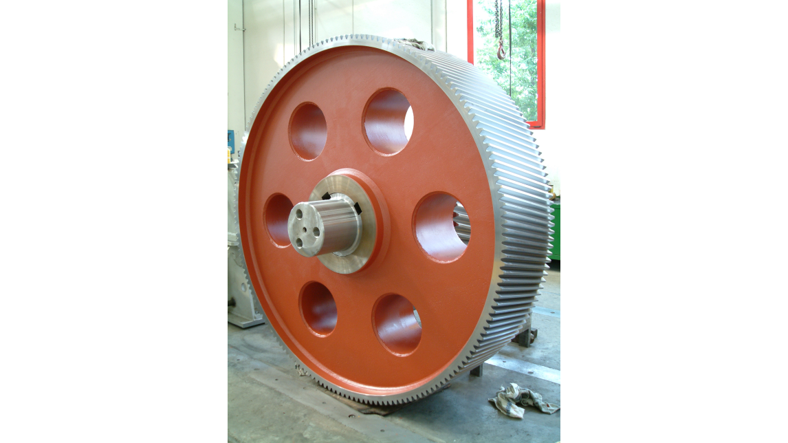 Logo GEAR REDUCERS