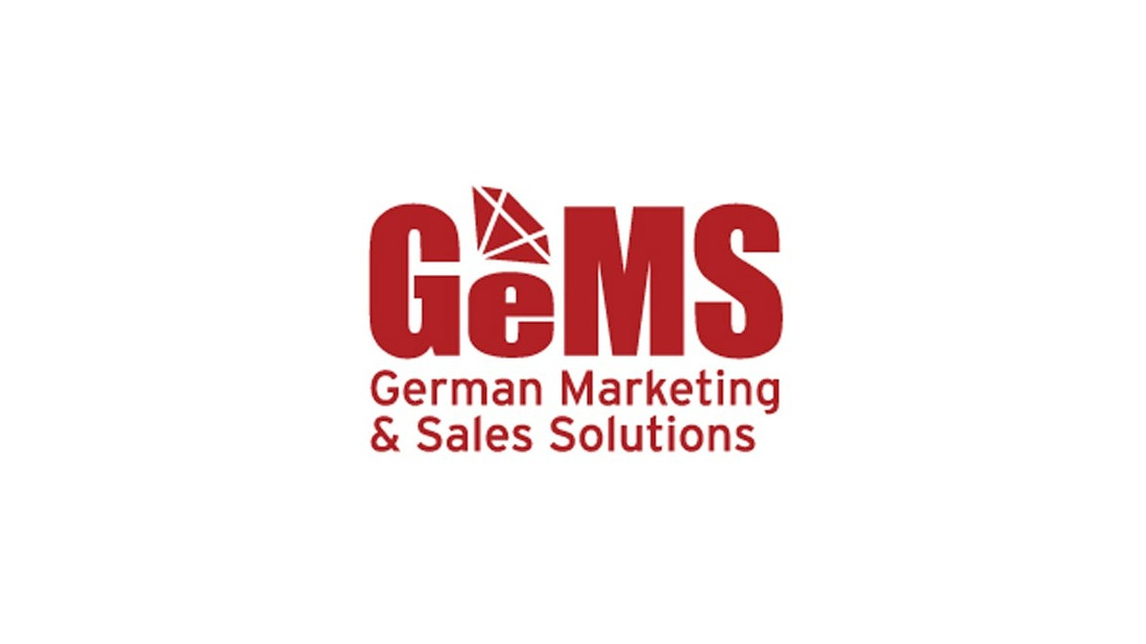 Logo GeMS - German Marketing & Sales Solutions