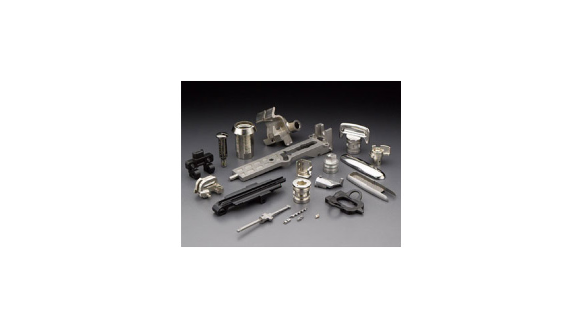 Logo Industrial parts
