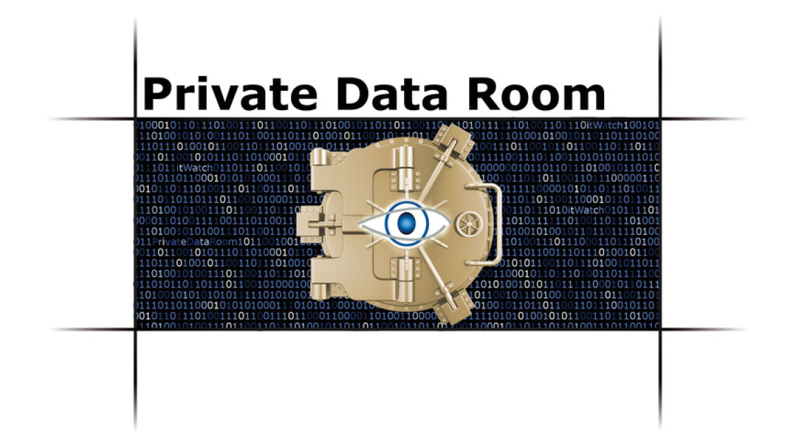Logo Private Data Room