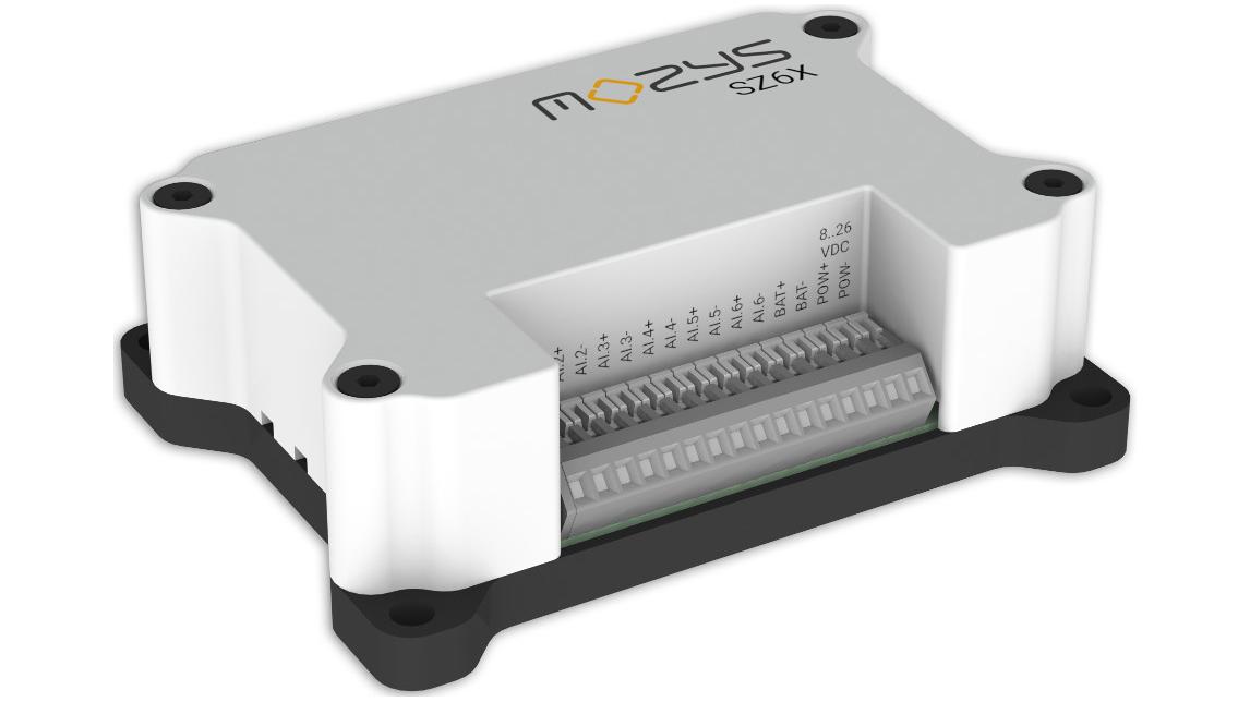 Logo MOZYS Smart Sensor Hub