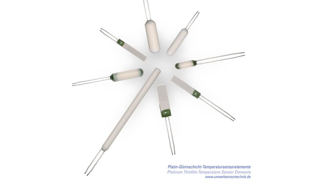 Logo Platin-Dünnschicht-Temperatursensoren