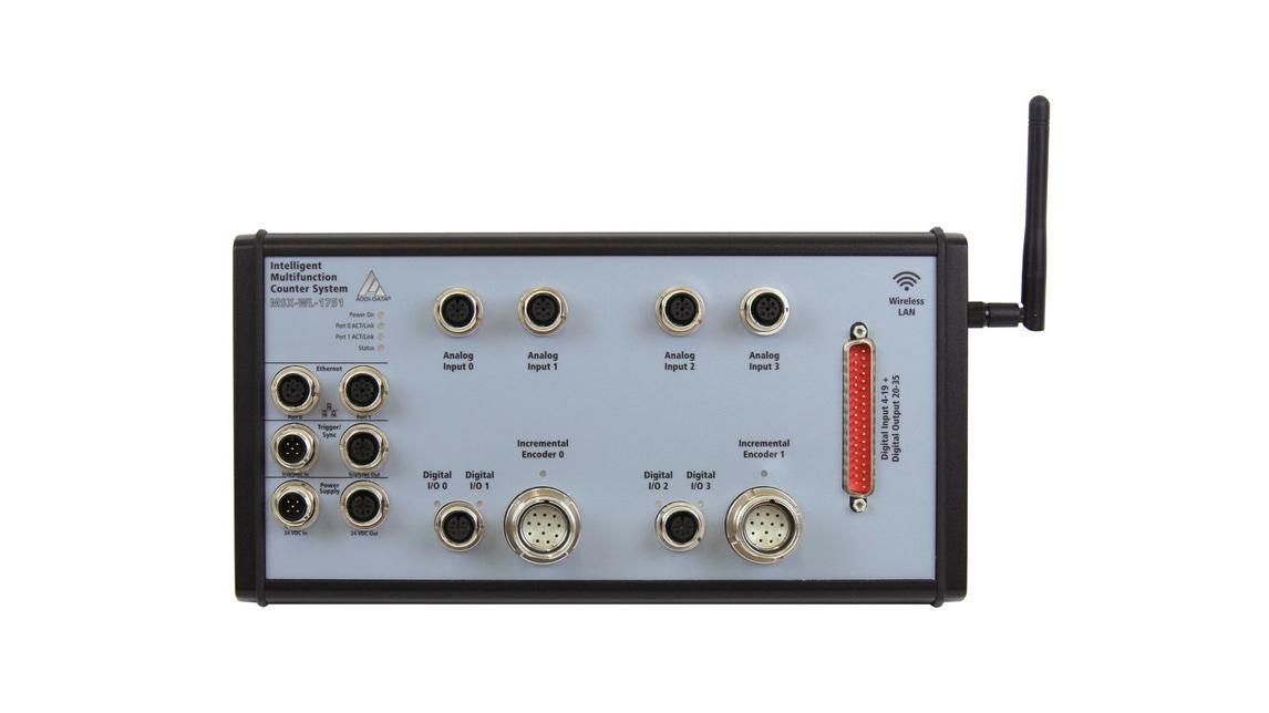 Logo WLAN-Ethernet Multifunktionszählersystem