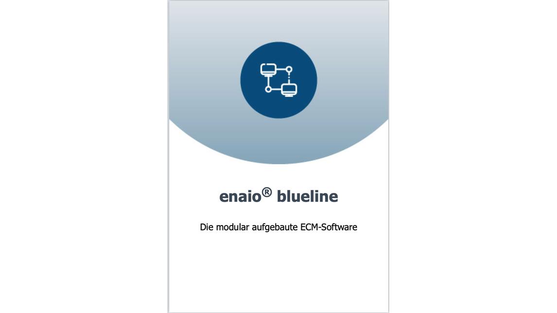 Logo ECM (Enterprise Content Management)