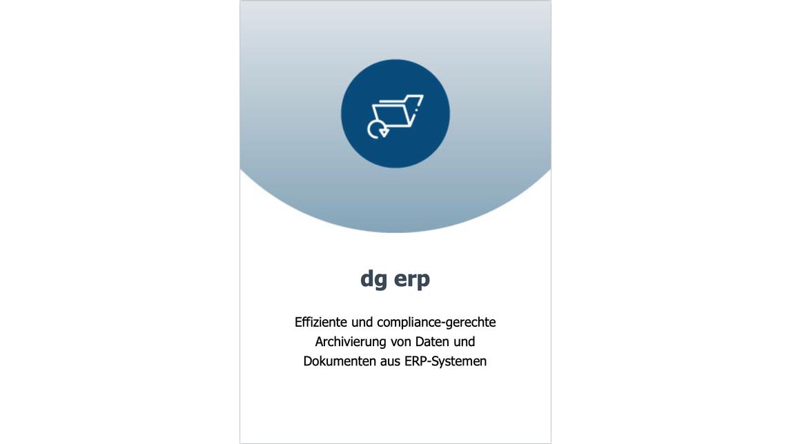 Logo ERP archiving for SAP